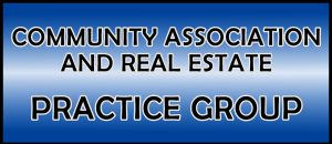 Community Assocation Real Estate Law Image