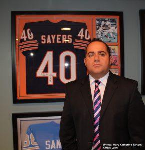 Jim Acho NFL Sayers